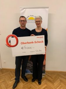AstroKalb supports the children cancer aid 2019
